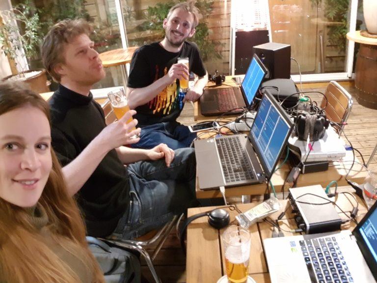 Livcoding Strasbourg workshop @ Perstroika