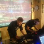 Crashserver Graffalgar livecoding labo du beat