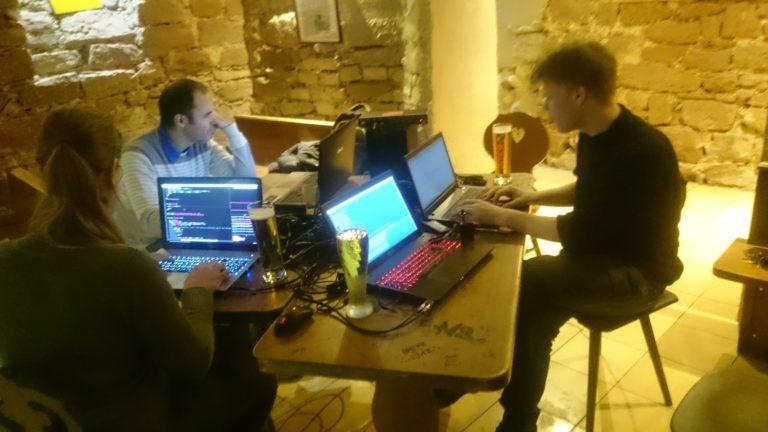 Livcoding Strasbourg workshop Perstroika