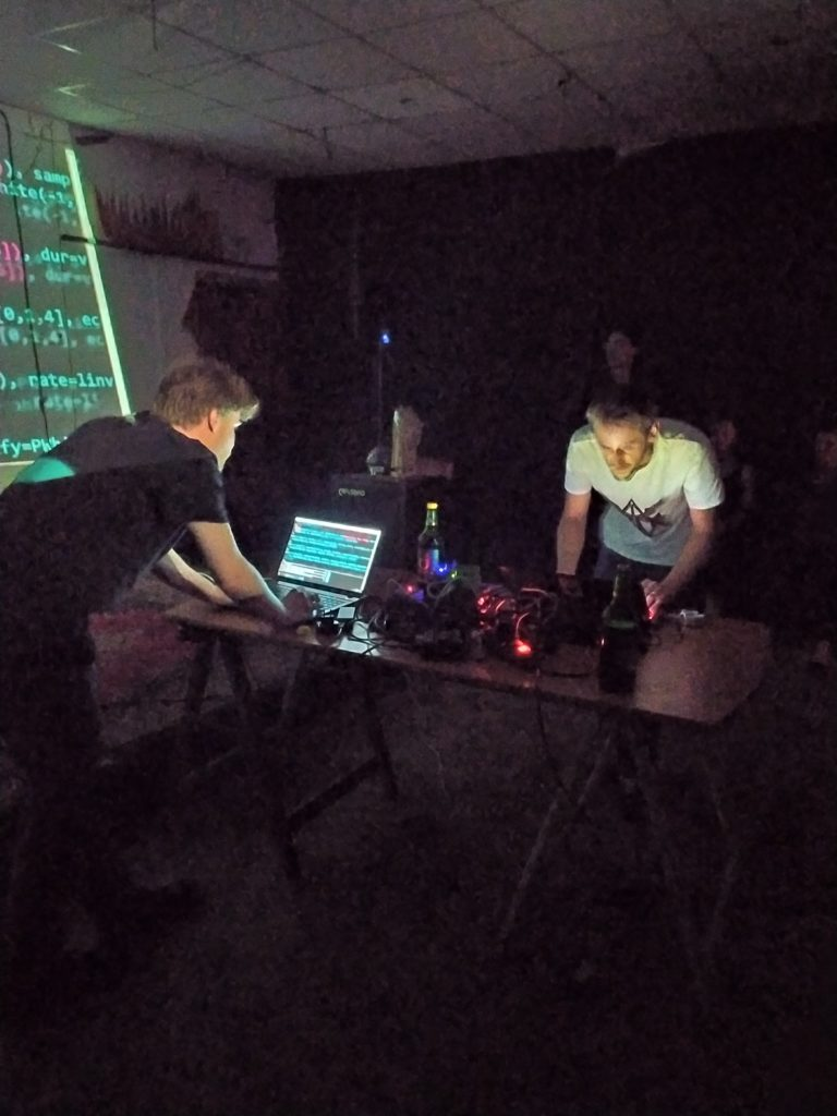 ZBDM - Crashserver livecoding - Diamand d'or - 15 june 19