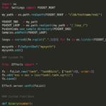 foxdot code startup