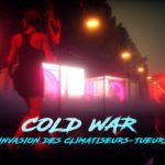 Cold war - livecoding streaming