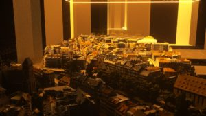 Inside view : 3D Strasbourg MMXX's visuals