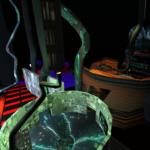 CrashServer Headquarter mozilla hubs 3d VR