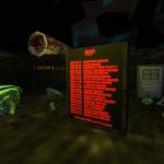 CrashServer Headquarter Rip Server mozilla hubs 3d VR