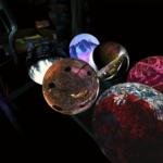 CrashServer Headquarter Sphere mozilla hubs 3d VR