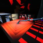 CrashServer Headquarter to europa mozilla hubs 3d VR