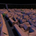 Strasbourg mozilla hubs 3d overview VR - 2