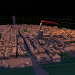 Strasbourg mozilla hubs 3d overview VR